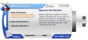 قفل گذاری روی USB با نرم افزار USB Secure 1.5.0 + سریال